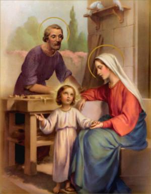 ほんとうの聖家族: キリストとと...